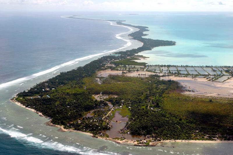 Tarawa Island Kiribati
