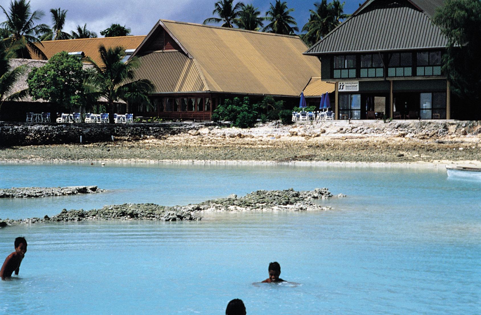 Tarawa Island Kiribati DX News