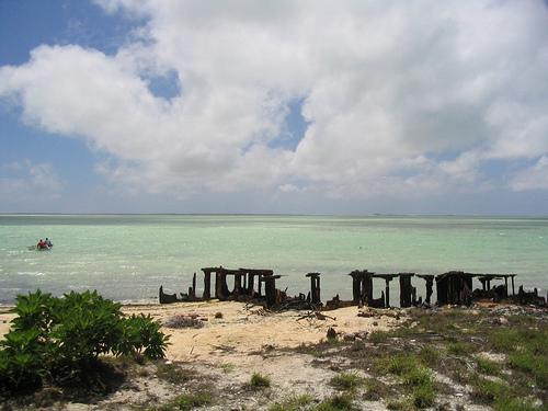 Остров Тарава Кирибати T30YA