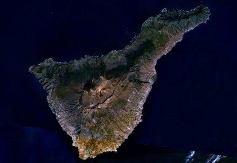 Тенерифе Канарские Острова EA8/DH2MS