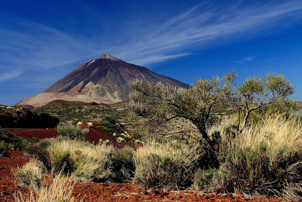Tenerife Island Canary Islands EF8X DX News Volcano