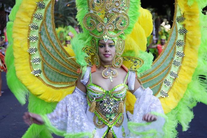Tenerife Island Carnival