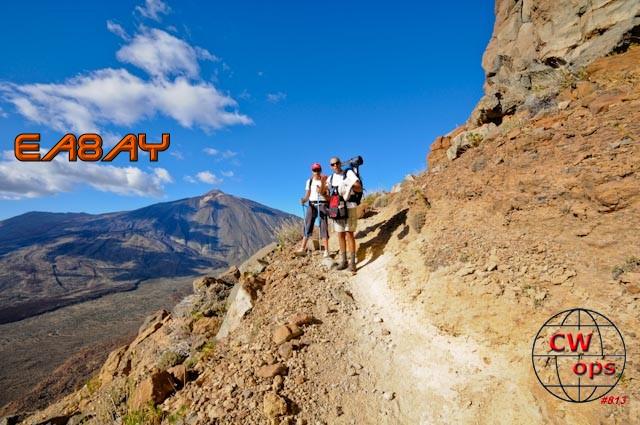 Tenerife Island Canary Islands ED8T ARRL DX CW 2011