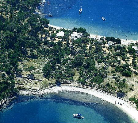 Thassos Island SX8R