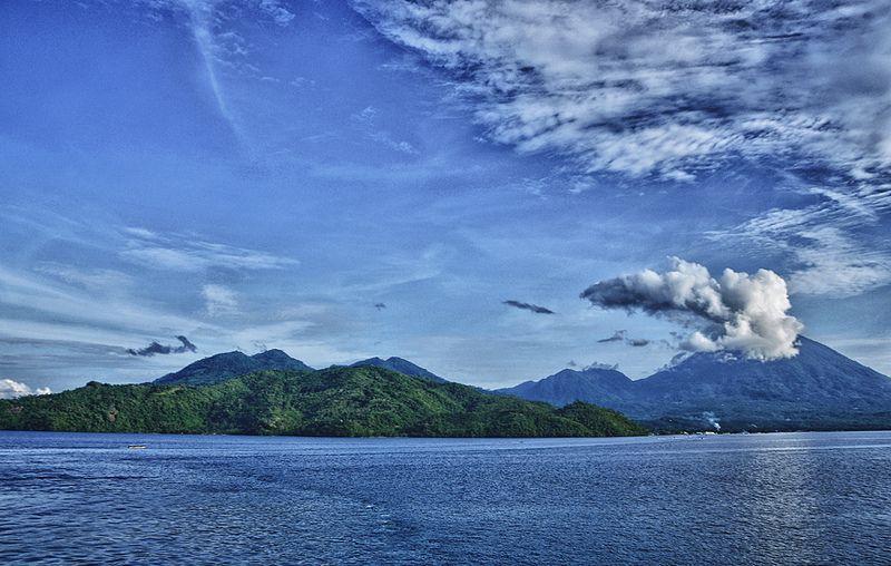 Tidore Island Maluku Islands YB4IR/8