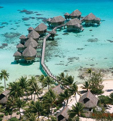 Tikehau Atoll Tuamotu Archipelago