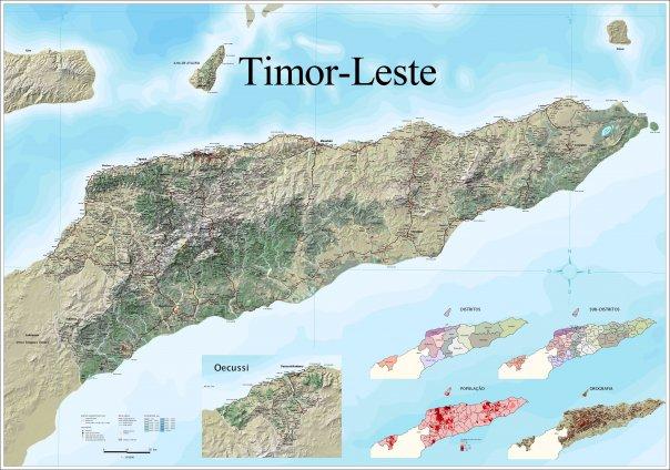 Timor Leste 4W0VB