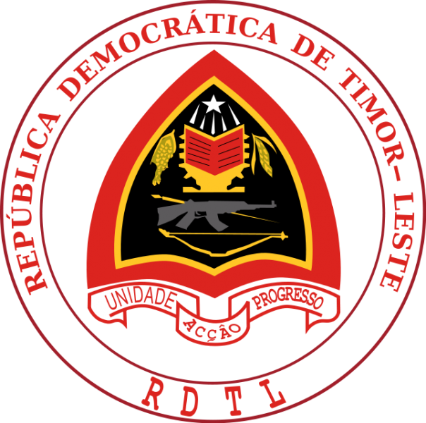 Timor Leste Coat of Arms