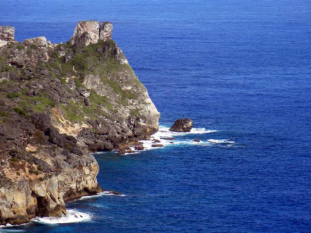 Остров Тиниан KH0WW