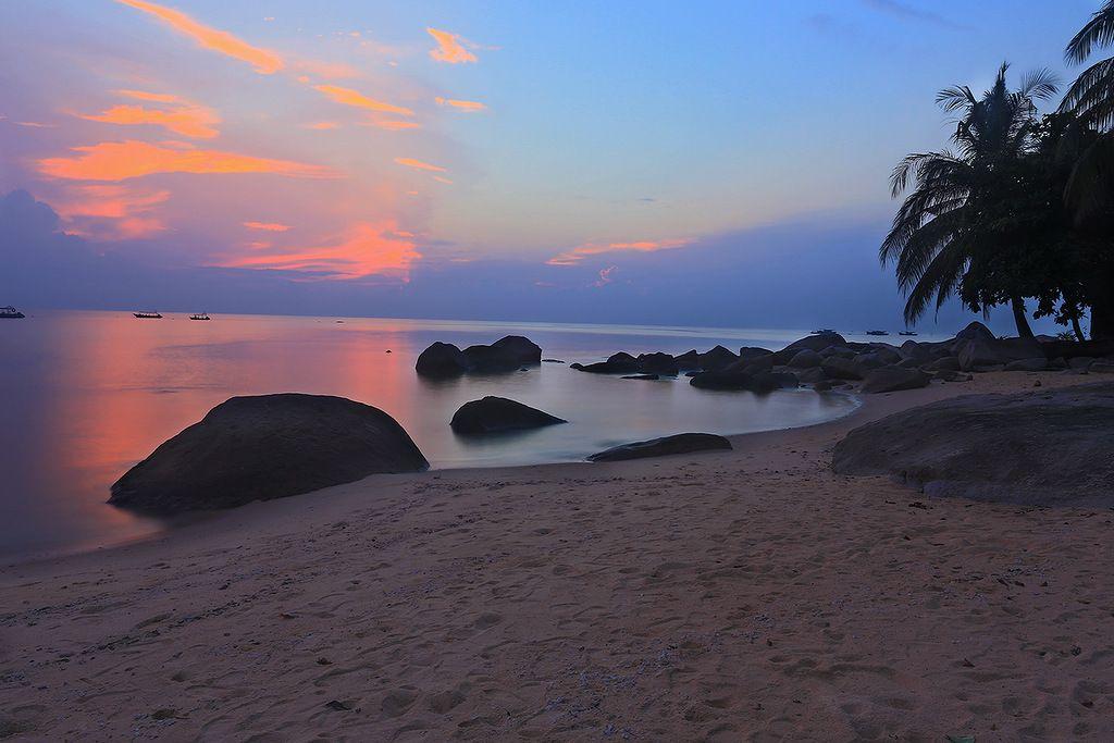 Tioman Island 9M2/R6AF/P