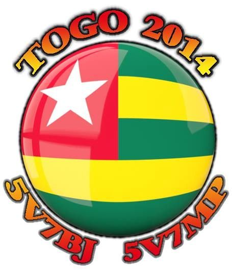 Togo 5V7BJ 5V7MP Logo