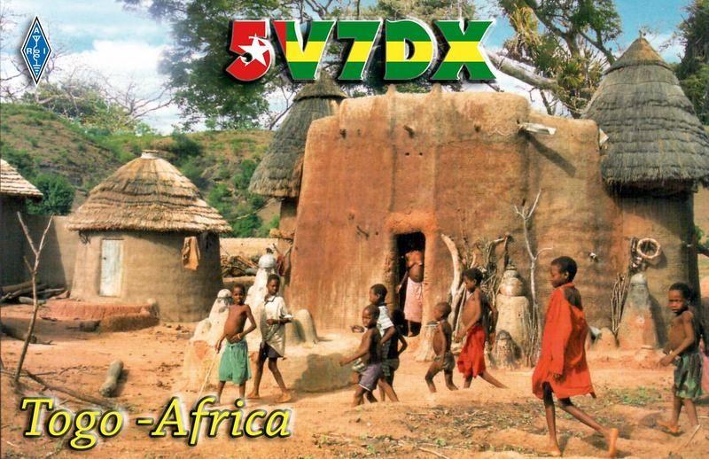 Togo 5V7DX QSL DX News