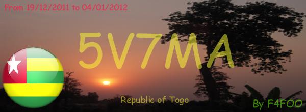 Togo 5V7MA