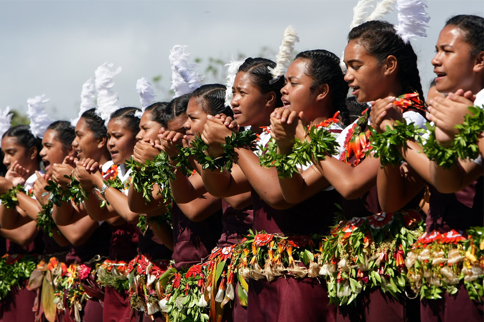 Королевство Тонга A35IR A35AD