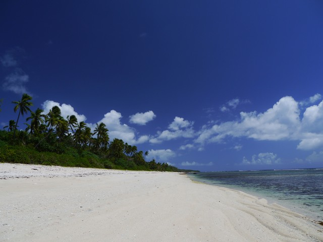 Королевство Тонга A35YZ Пляж
