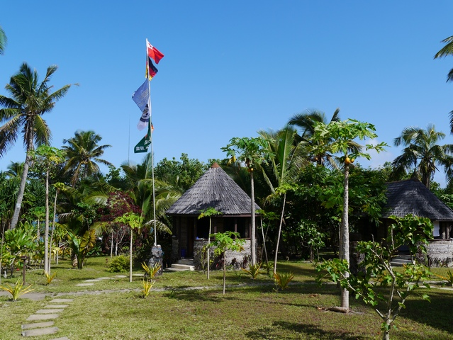 Королевство Тонга A35YZ Станция Флаги