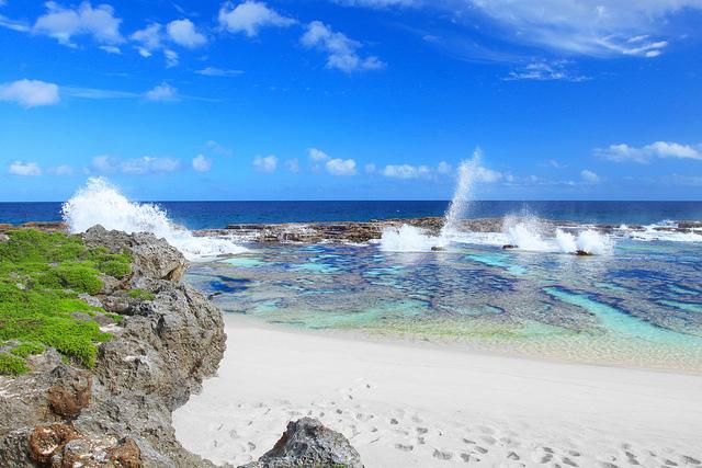 Остров Тонгатапу A3EAQ Королевство Тонга