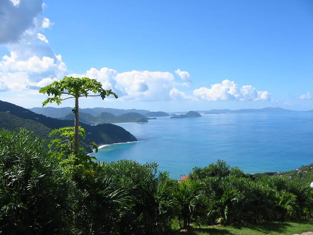 Остров Тортола Британские Виргинские Острова VP2V/G3PHO
