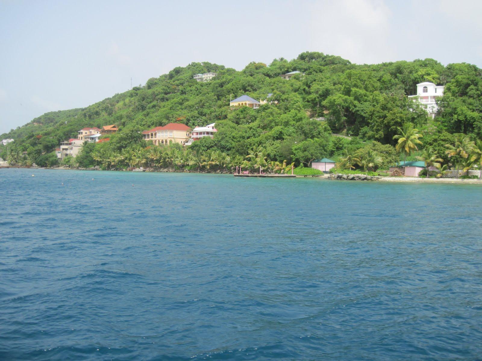 Tortola Island British Virgin Islands VP2V/G3PHO DX News