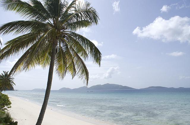 Tortola Island British Virgin Islands VP2V/K6TOP