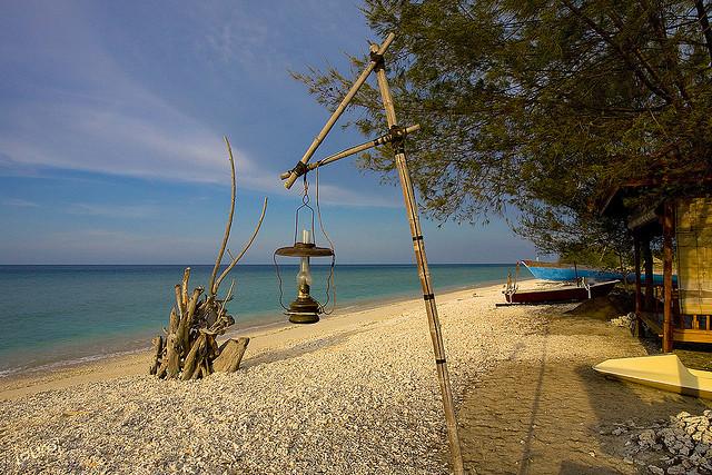 Остров Траванган YB9IOTA