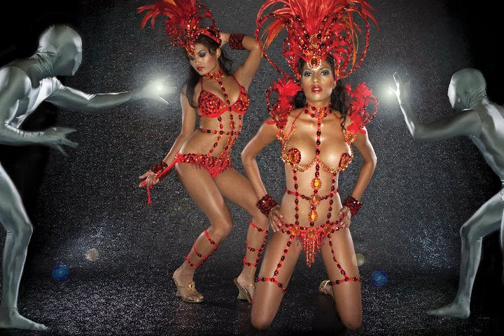 Остров Тринидад Карнавал 9Y4/AK5Q