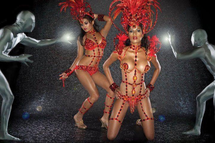Тринидад и Тобаго 9Y4/VE3EY Карнавал