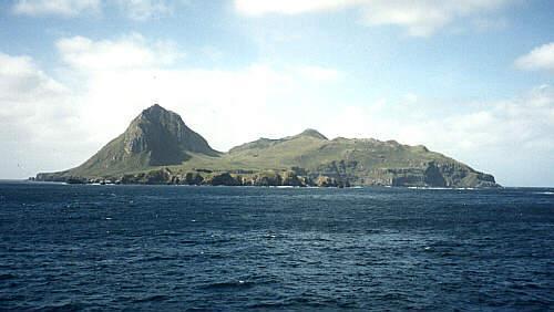 Остров Тристан да Кунья