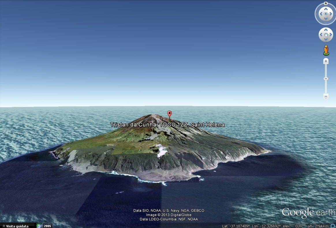 Tristan da Cunha Island ZD9TT