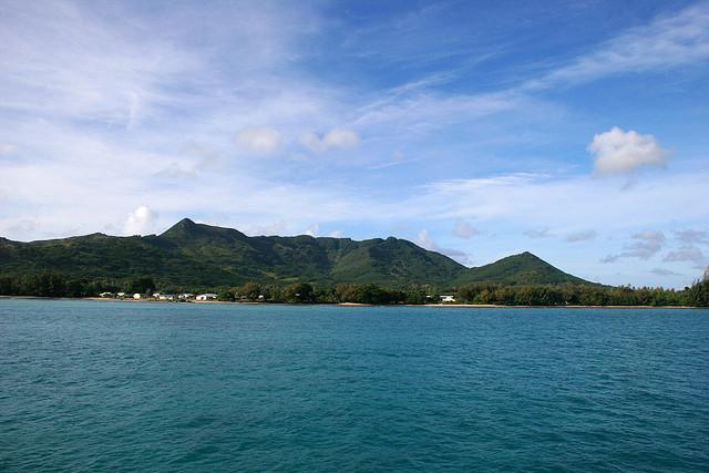 Остров Тубуаи TX0HF
