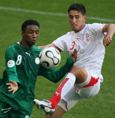 Тунис 3V3A или Тунисский Футбол Часть Вторая