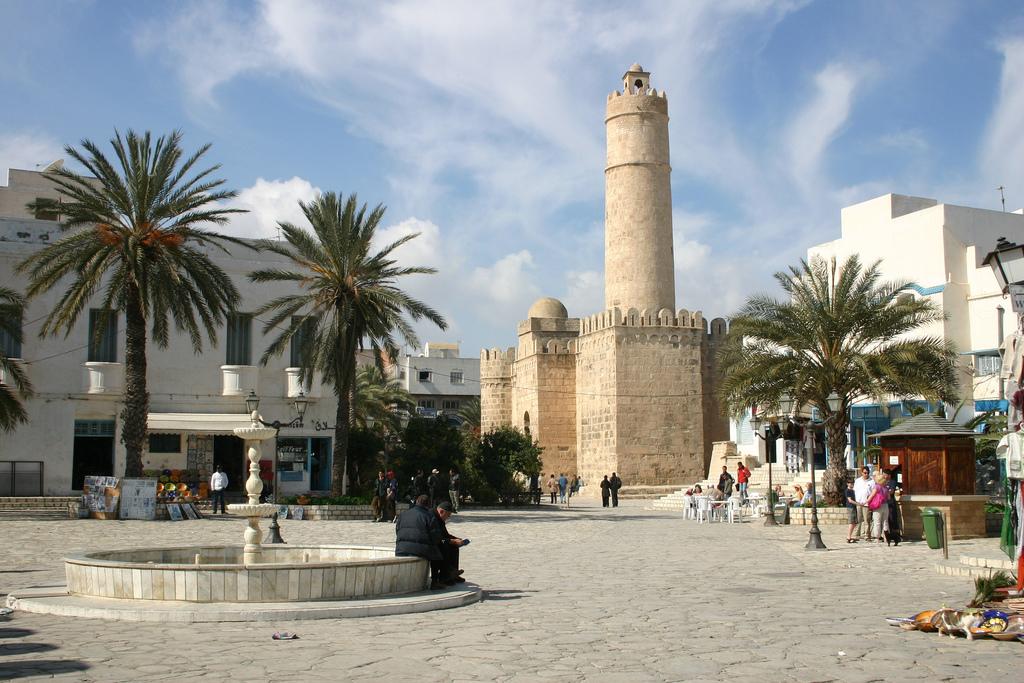 Тунис 3V8SA