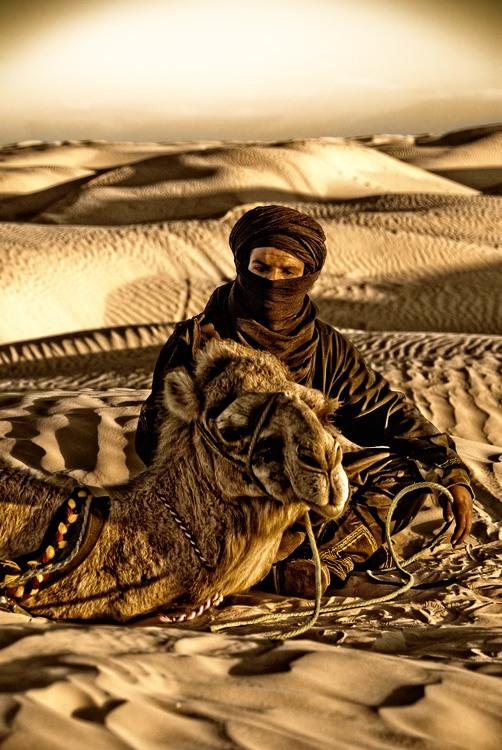 Тунис 3V8SS Пустыня