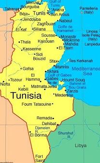 Tunisia TS8TI
