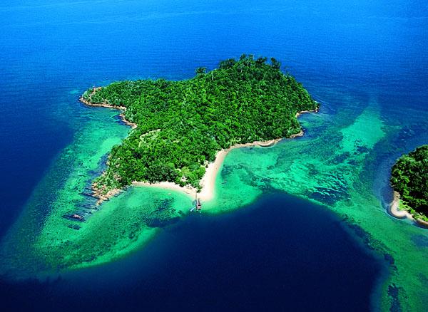 Тунку Абдул Рахман Национальный Парк Борнео