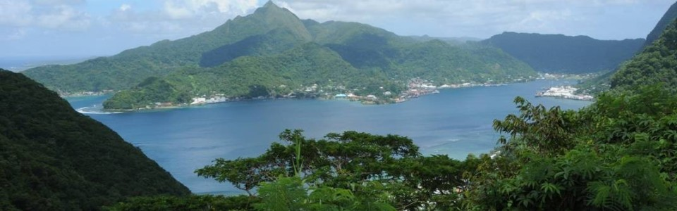 Остров Тутуила Американское Самоа KH8/N6MW