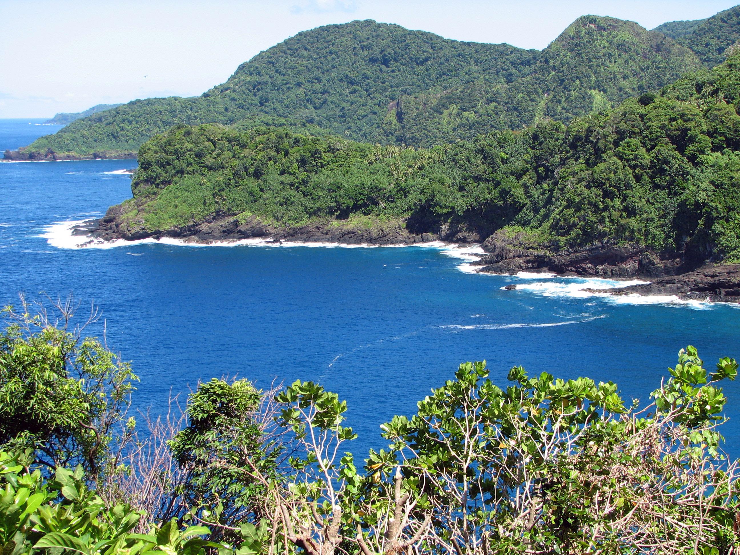 Остров Тутуила Американское Самоа KH8/N6MW DX Новости