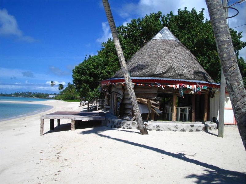 Остров Тутуила Американское Самоа WA8LOW/KH8