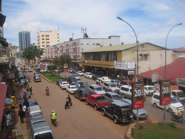 Uganda 5X1RO 11