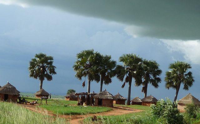 Uganda 5X1RO Image 18 Village