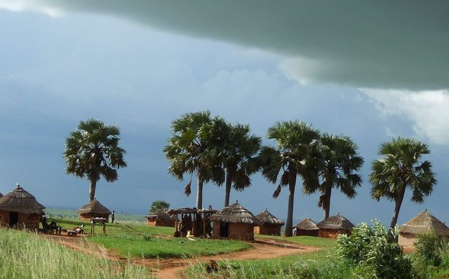 Уганда 5X1RO 18