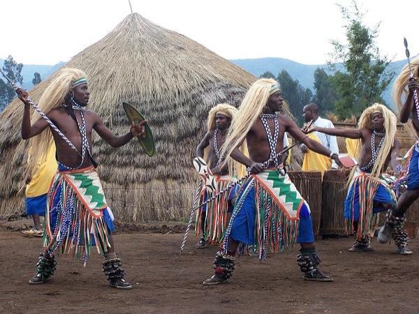 Uganda 5X8C DX News