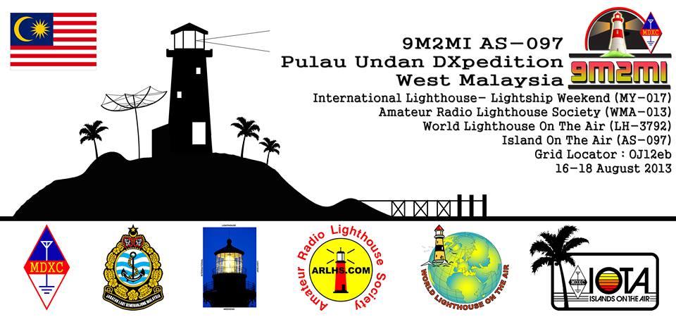 Undan Island 9M2MI DX News