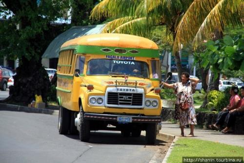 Upolu Island Samoa 5W0W DX News