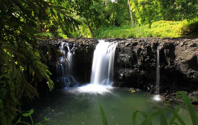Остров Уполу Самоа 5W7A