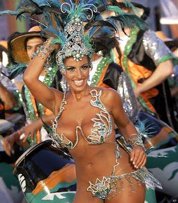 Uruguay CV5D Carnival