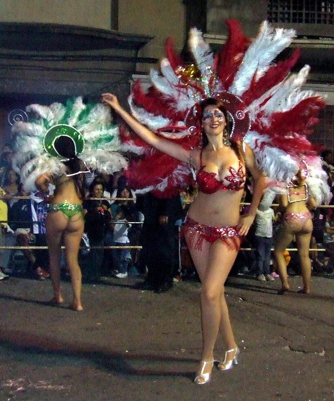 Uruguay CW3R Carnival