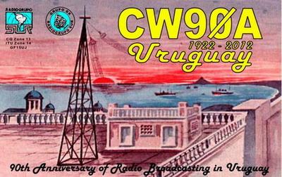 Uruguay CW90A