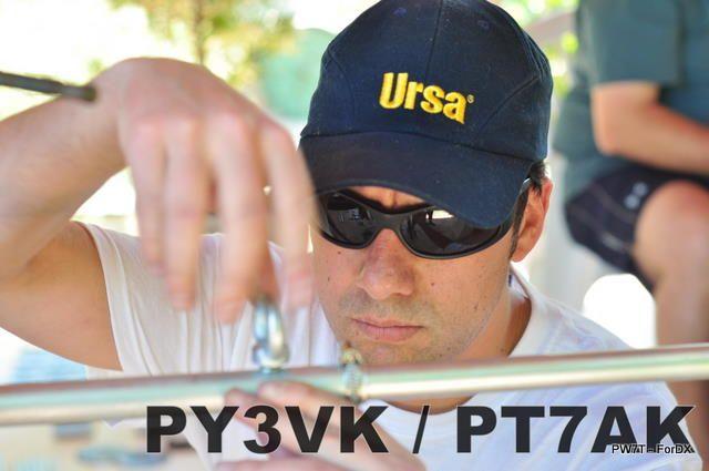 Uruguay CX/PY3VK