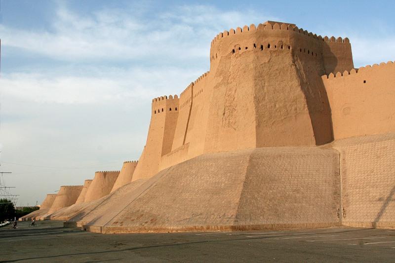 Uzbekistan 20 Year Anniversary Khiva UM20Y